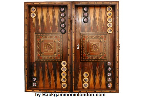 History of Backgammon