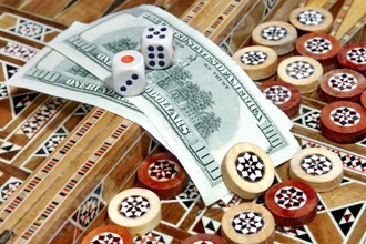 Backgammon Gambling & Betting